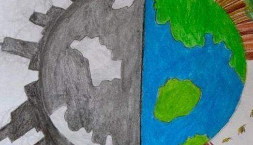 Earth Hour und wie kann man beim digitalen Lernen Strom sparen? (Frau Azzam)